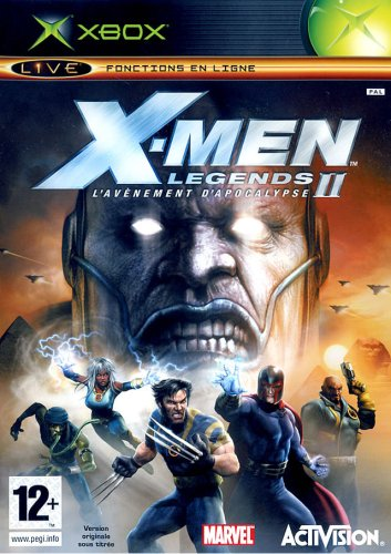 X Men Legend 2 - Rise of Apocalypse [Edizione: Francia]