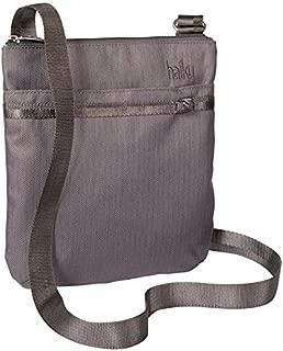 Haiku Women's Small Revel Eco-Friendly RFID Blocking Crossbody Travel Bag