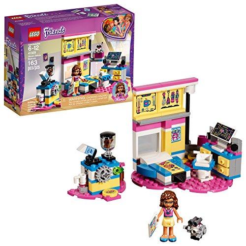 LEGO Friends Olivia's Deluxe Bedroom...