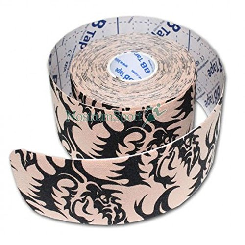BB-Tape original Kiesiologisches Tape tatto 5 x5-Einer