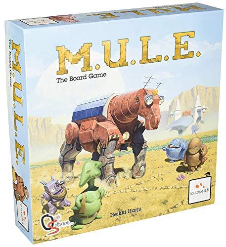 Asmodee Editions M.U.L.E. Board Game (Mehrfarbig)