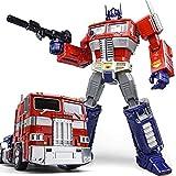 XILALA Juguètes de Tránsformérs, Optimus Prime Prime MPP10 Aleación G1 Figura 12 Pulgadas,El Regalo Favorito de los Niños