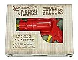 Eddingtons Ranch Ketchup & Mustard Shooter - Pistola de condimentos/dispensador/contenedor
