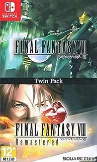 (Nintendo switch)Final Fantasy VII & VIII Remastered Twin Pack [並行輸入品]