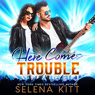 Here Comes Trouble: Rob & Sabrina's Story audiobook cover art