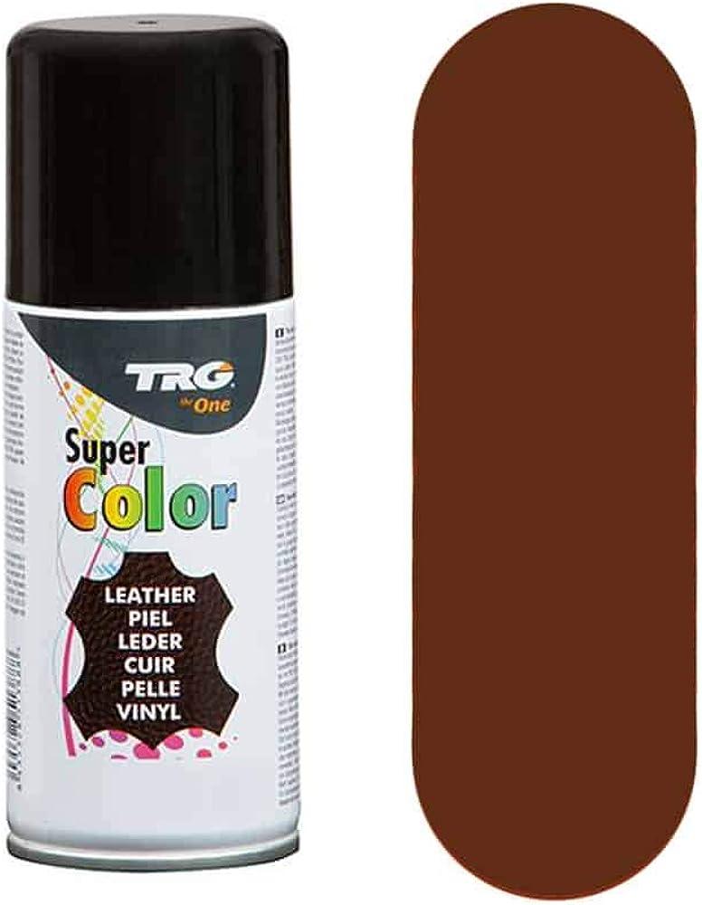 Spray TRG Super Colour para teñir cuero, vinilo y lona, 150 ml