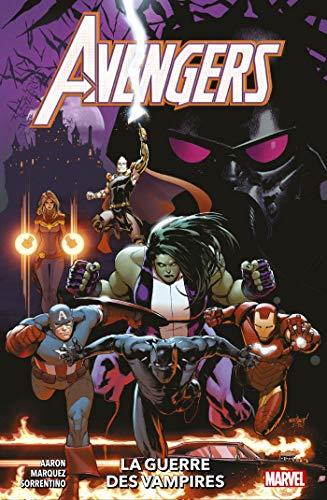 Avengers (2018) T03 : La guerre des vampires (French Edition)