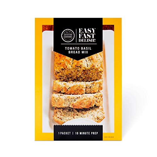 Just In Time Gourmet Tomato Basil Bread Mix (1 mix in box)
