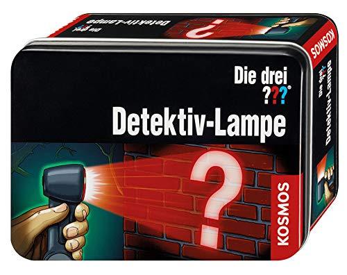 Kosmos 631161 - Die drei ??? Detektiv-Lampe (Die drei ??? / Die drei Fragezeichen)