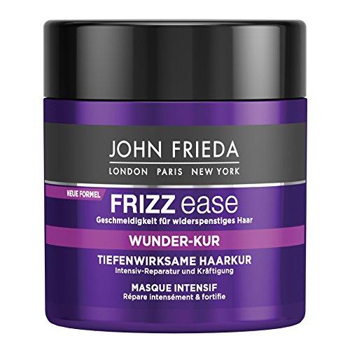 John Frieda Frizz Ease Wunderkur Haarkuur met dieptewerking, 2 stuks (2 x 150 ml)