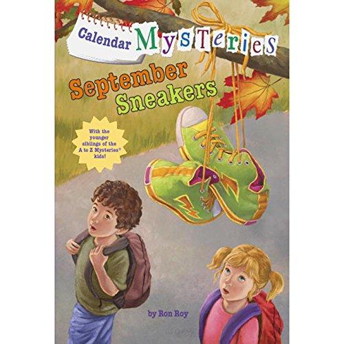 September Sneakers: Calendar Mysteries, Book 9