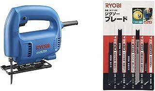 リョービ(RYOBI) ジグソー MJ-50A 615918A & ブレードセット M-1109 木工・木工円切り・合板・新建材・鉄工用 461109【セット買い】