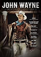 John Wayne Western Collection [DVD] [Import]