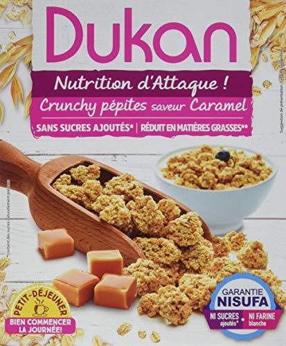 Dukan Pépites de Son d'Avoine Saveur Caramel 350 g
