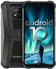 "Teléfono Móvil Libre 4G, Ulefone Note 7P Smartphone, 6.1"" HD+ Water-Drop Screen, 3GB+ 32GB (SD 128GB), Batería 3500mAh, 13MP+ 8MP, Octa-Core, Dual SIM, OTG, GPS, Face ID"