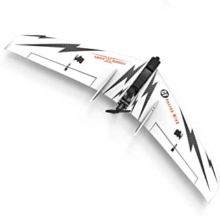 SonicModell CF Racing Wing FPV RC Airplane UAV Platform Wingspan 1030mm Carbon Fiber Fuselage EPO Airfoil (PNP Version)