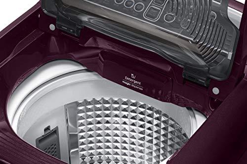 Samsung 6.5 kg Fully-Automatic Top Loading Washing Machine (WA65M4020HP/TL, Magnolia Plum)