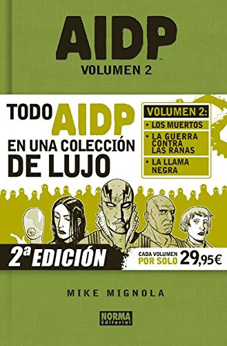 AIDP INTEGRAL VOL.2 (CÓMIC USA)...