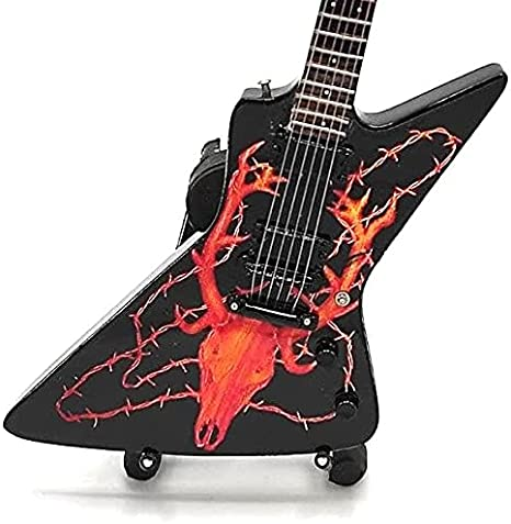 Metallica Gitarr