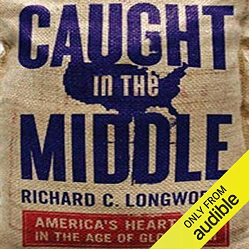 Caught in the Middle audiobook cover art