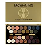 Revolution Eyeshadow Palette: The Brave 30 Lidschatten