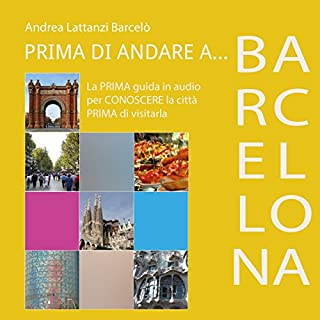 Couverture de Prima di andare a Barcellona