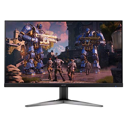 """Acer KG271U bmiippx 27"""" WQHD (2560 x 1440) TN Gaming Monitor with AMD FREESYNC Technology (2 x Display & 2 x HDMI Ports) black"""
