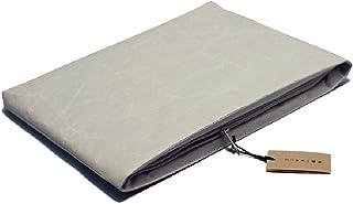 「SIWA・紙和」和紙のクッションケース 33×22 (グレー)