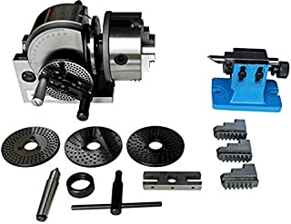 BS-0 Dividing Head Set with 5