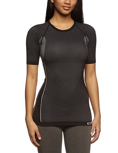 CMP Collant fonctionnel sous-vêtement pour femmes noir Noir 42/44 (EU)