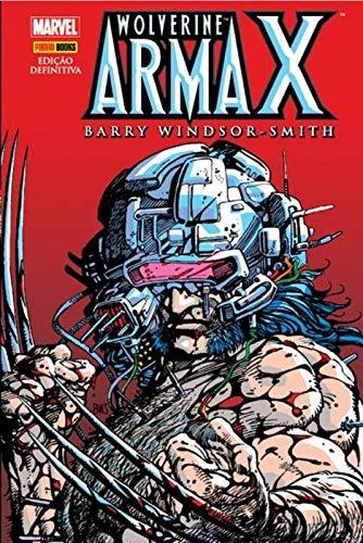 Wolverine. Arma X