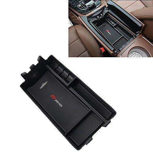 Auto Handschuhfach Armlehne Aufbewahrungsbox für E-Klasse W213 E200 E300 E250 E260 E320 E350 Organizer Mittelkonsole