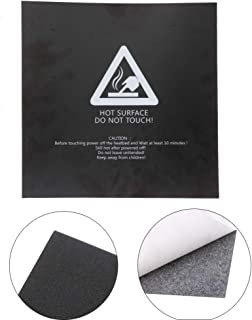 220x220x1mm Hot Bed Surface Sticker Part for 3D Printer with 1:1 Coordinate
