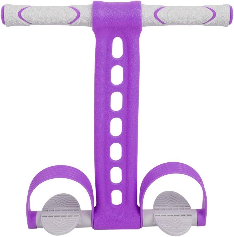 Steel Pipe Free Shipping Cheap Bargain Gift Non‑Slip Purple Resistance Fees free!! Yo Yoga Equipment