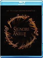 Il Signore Degli Anelli - La Trilogia Cinematografica (3 Blu-Ray) [Italian Edition]