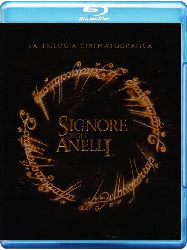 Il Signore degli Anelli - La trilogia cinematografica(3Blu-ray + 3DVD)