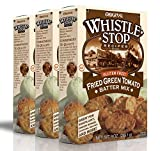 Original WhistleStop Cafe Recipes | Gluten-Free Fried Green Tomato Batter Mix | 9-oz | Case of 3