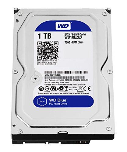 hard disk caviar black WD WD10EZEX Blu Hard Disk Desktop da 1 TB
