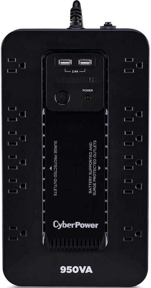 CyberPower SX950U UPS PC Battery Backup