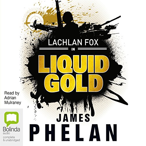 Liquid Gold cover art