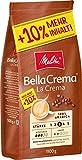 Melitta Ganze Kaffeebohnen, 100% Arabica, vollmundig und ausgewogen, Stärke 3, BellaCrema LaCrema,...