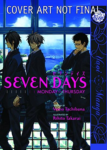 Seven Days: Monday – Thursday (Yaoi)