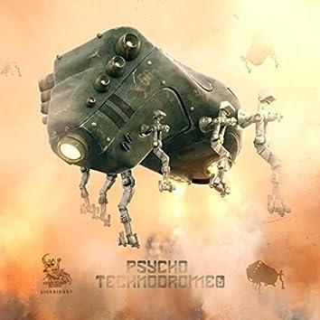 Psycho Technodrome EP