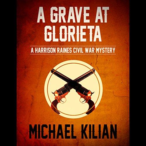 A Grave at Glorieta audiobook cover art