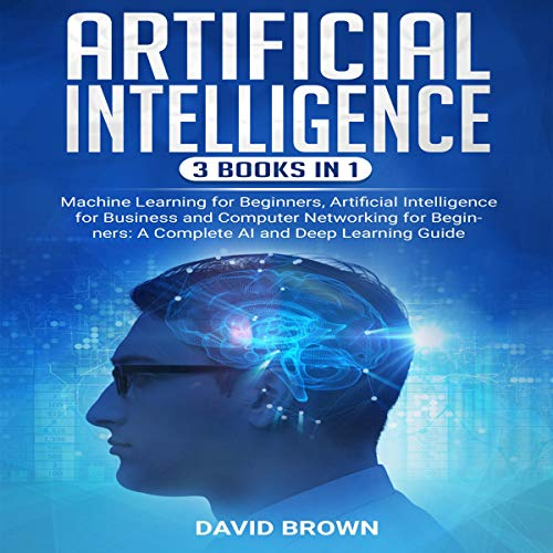Artificial Intelligence audiobook cover art