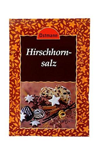 Ostmann Hirschhornsalz