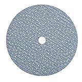 Norton ProSand Multi-AIR 5' Multi-Hole Pattern Hook & Sand Disc, 220 grit, 10 Pack