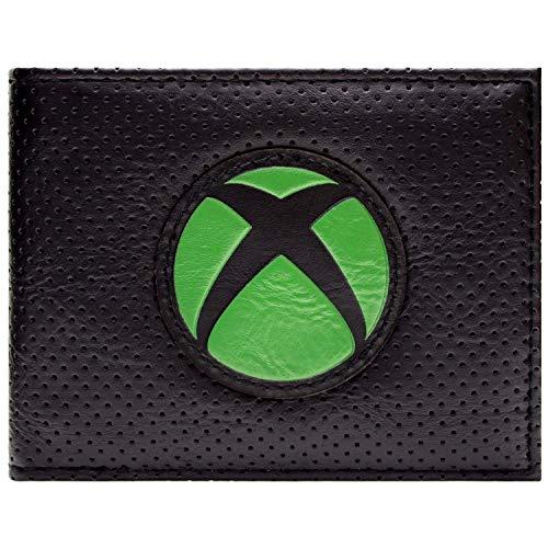 Cartera de Xbox Console Logo Negro