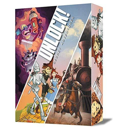 Space Cowboys- Unlock Secret Adventures - españoñ (SCUN0004)