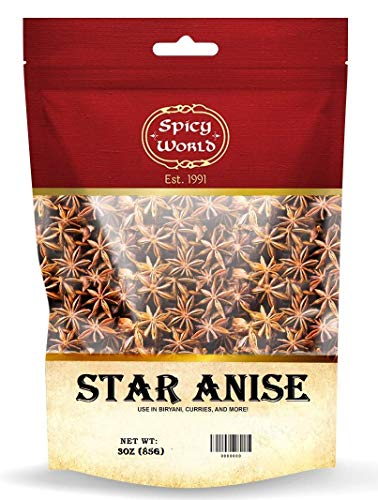 Spicy World Star Anise 3 Oz